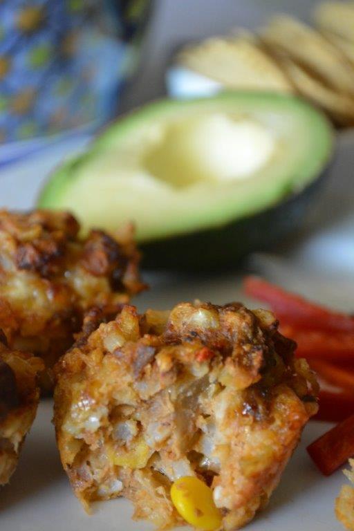 Gluten-free Mexican bites