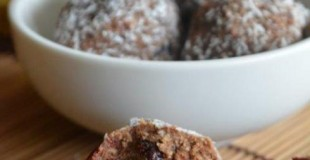 Cranberry and Cacao Balls