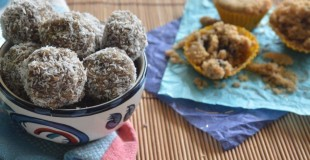 Gluten-free Cake Balls
