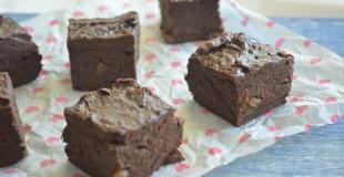 ChocGinger Brownies