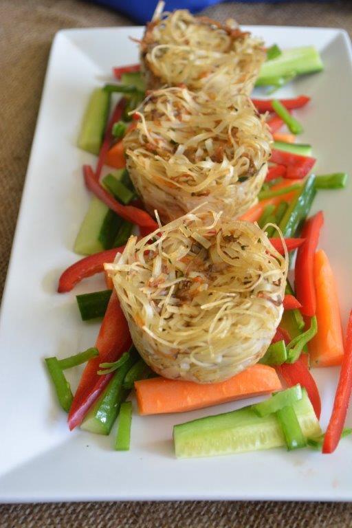 Noodle Nests 4