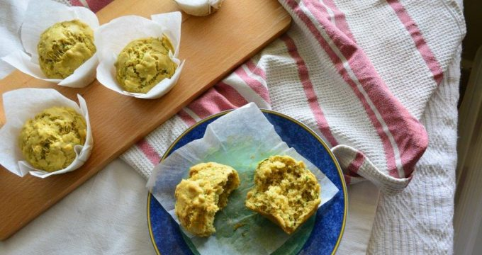 Gluten-free Recipe: Low Histamine Zucchini Muffins