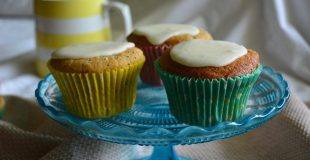 Gluten-free Recipe: Lemon and Poppy Seed Cupcakes