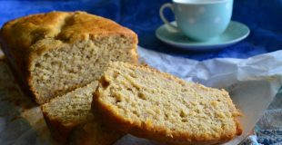 Gluten-free Recipe: Banana Bread with Maple Syrup