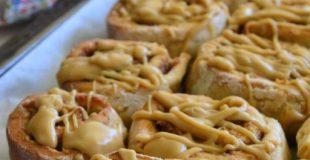 Gluten-free Recipe: Cinnamon Scrolls