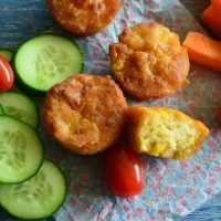 Gluten-free Recipe – Cheese and Corn Puffs