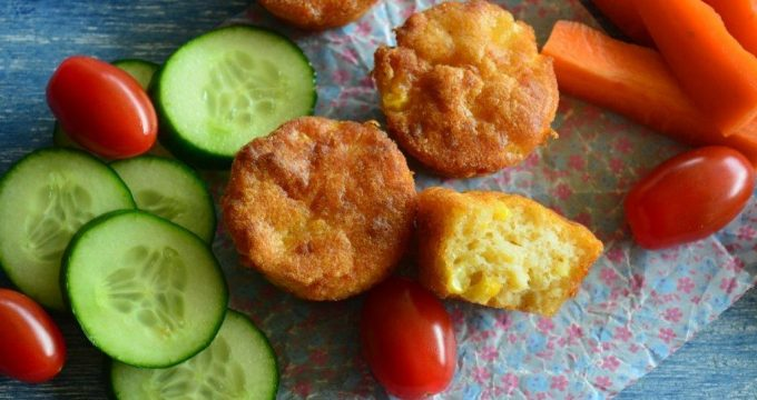 Gluten-free Cheese and Corn Puffs by Gluten-free lunchboxes