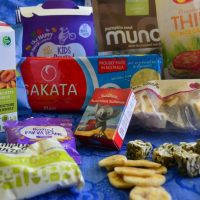 Gluten-free Lunchboxes: Processed and Packaged Foods