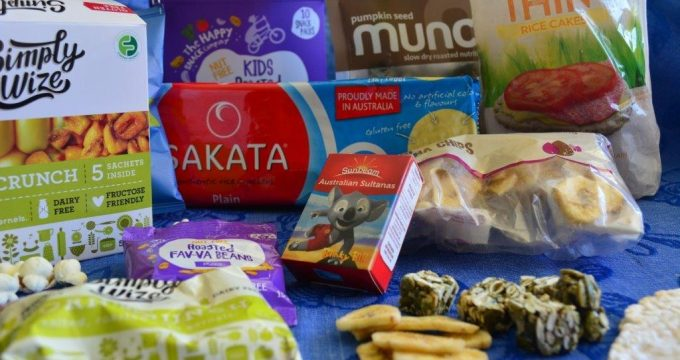 packet food