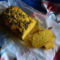 Gluten-free Recipe: Pumpkin Bread