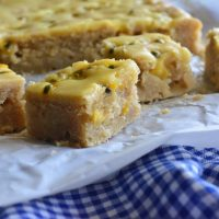 Gluten-free Recipe: Tropical Slice