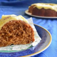 Gluten-free Recipe: Cinnamon Tea Cake