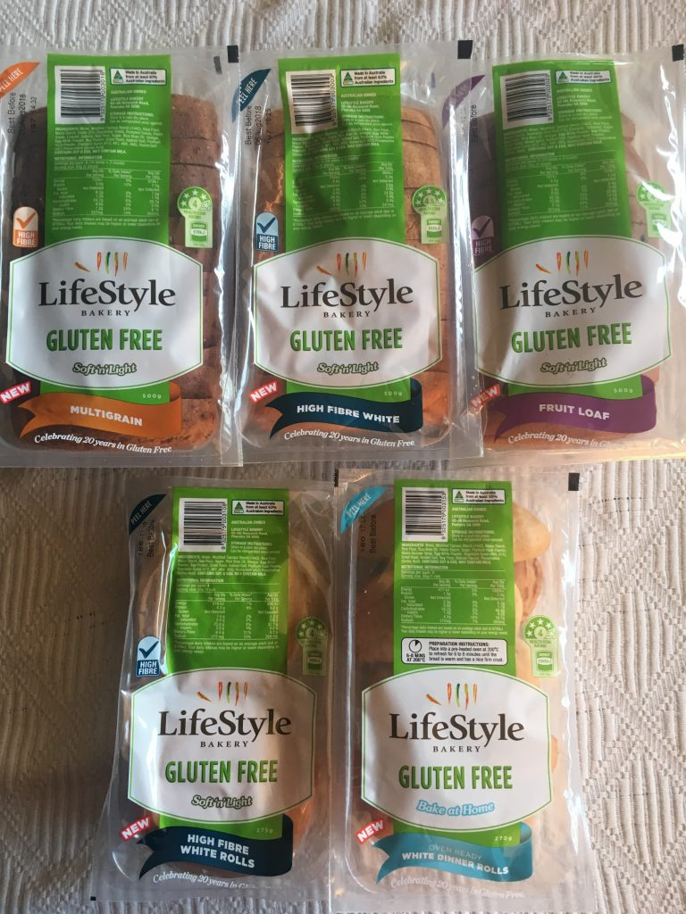 New gluten-free bread range from Lifestyle Bakery