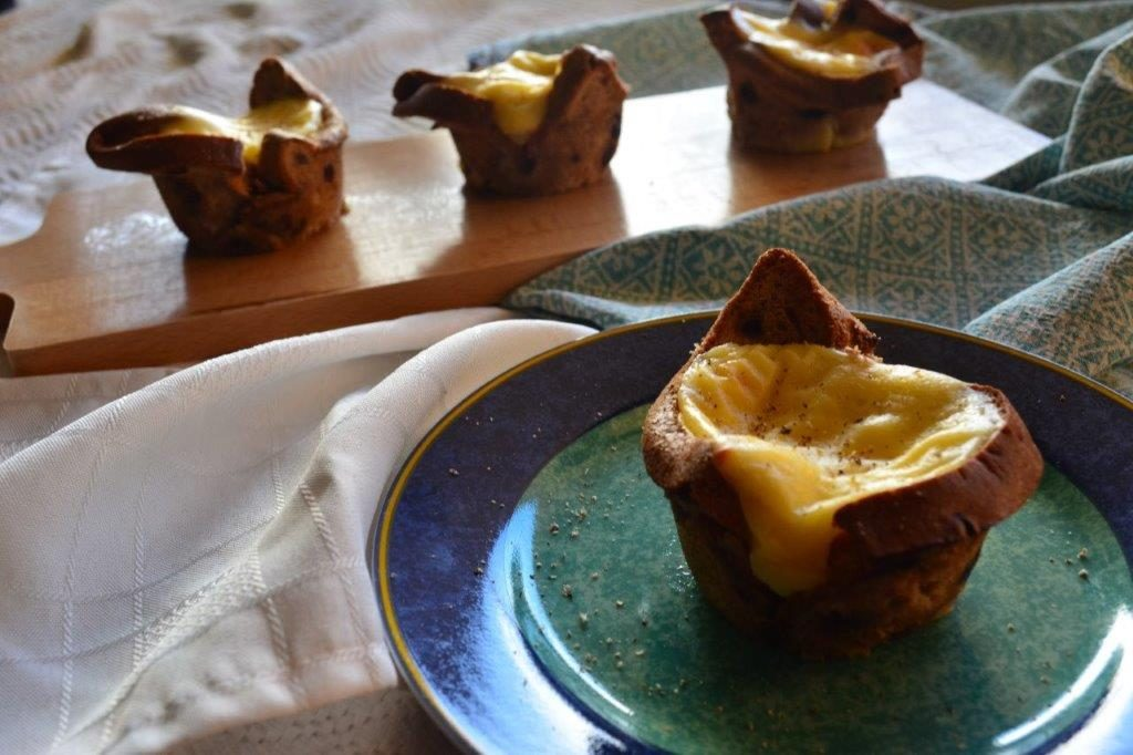 Gluten-free Bread and Butter Puddings by Gluten-free Lunchboxes