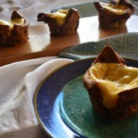 Gluten-free Bread and Butter Puddings